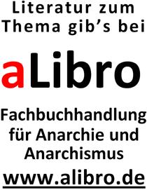 aLibro - Fachbuchhandlung für Anarchie und Anarchismus